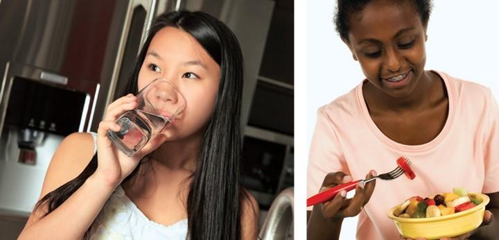 بهداشت دهان و دندان طی درمان ارتودنسی